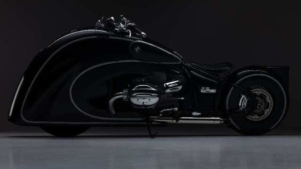 Overall design of the BMW R 18 custom bike is based on classic art deco style. (Image courtesy: BMW Motorrad)