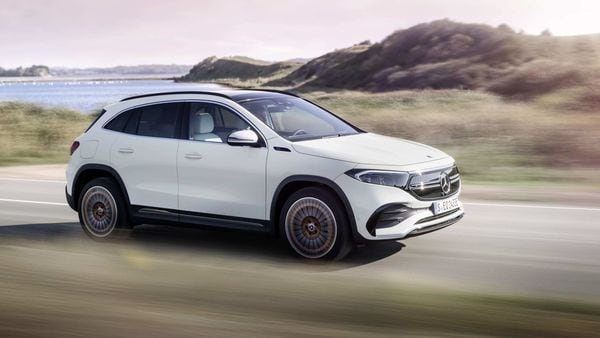 Mercedes has unveiled its new all-electric SUV EQA.