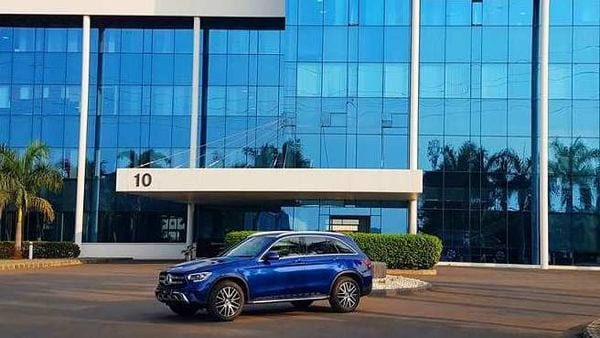 GLC has been a fairly popular SUV in the company's Indian portfolio with over 8,400 units sold since introduction.