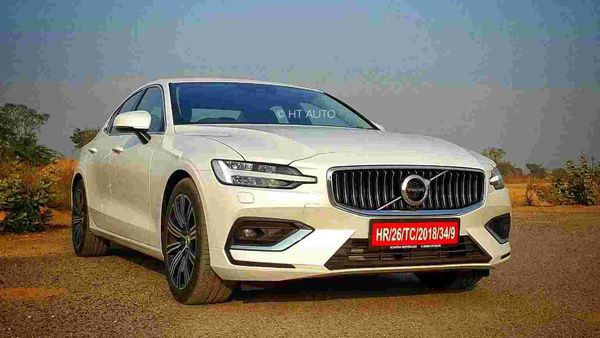The all-new Volvo S60 is available only for online bookings. (HTAuto/Sabyasachi Dasgupta)