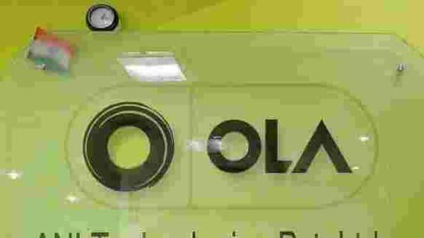 File photo of Ola logo (REUTERS)