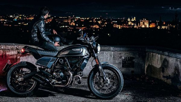 Ducati Scrambler Nightshift replaces the previous Scrambler Cafe Racer and Full Throttle variants. (Representational image)