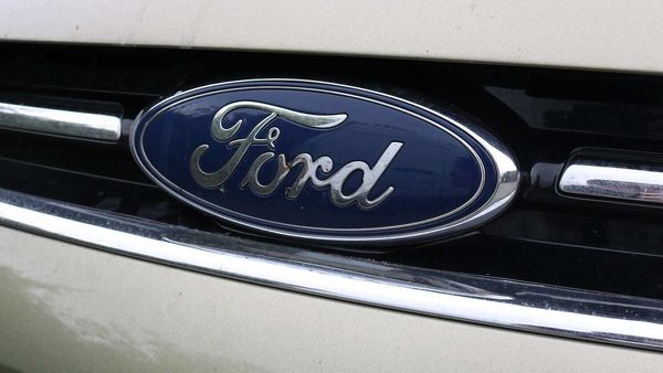 File photo of Ford logo