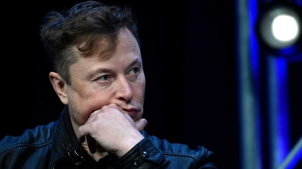Tesla plans to import and sell the Model 3 in India for around $65,000-$75,000 - roughly double the price in the U.S. market. Photo: Elon Musk, Tesla CEO (AP)