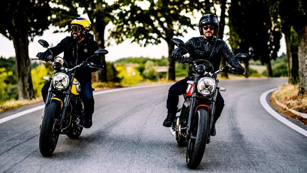 The updated MY21 Ducati Scrambler lineup gets new paint schemes, features and BS 6-compliant powertrains.