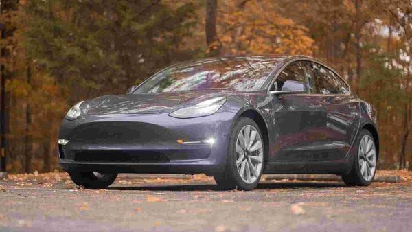 Representational image of Tesla Model 3