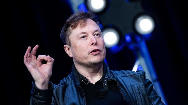 Musk said he will unveil details of the prize next week. File photo of Elon Musk. (AFP)