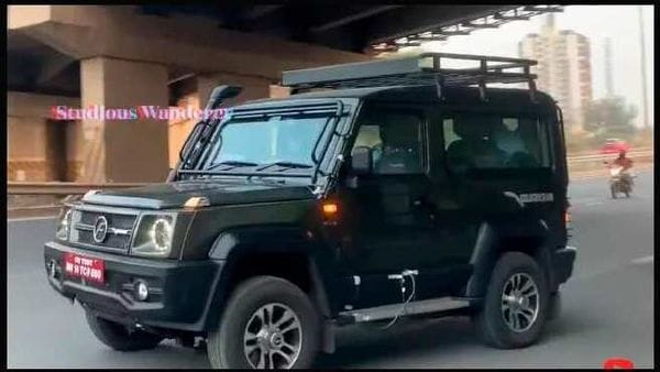 Force Gurkha BS 6 will be launched in India later in 2021. (Image Credits: Youtube/Studious Wanderer)