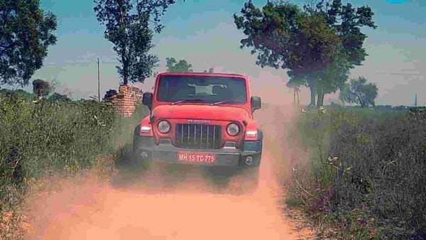 Mahindra has decided to gift a Thar SUV each to six Indian cricketers for the team's exploits at Gabba Test in Australia. (Photo - Sabyasachi Dasgupta)