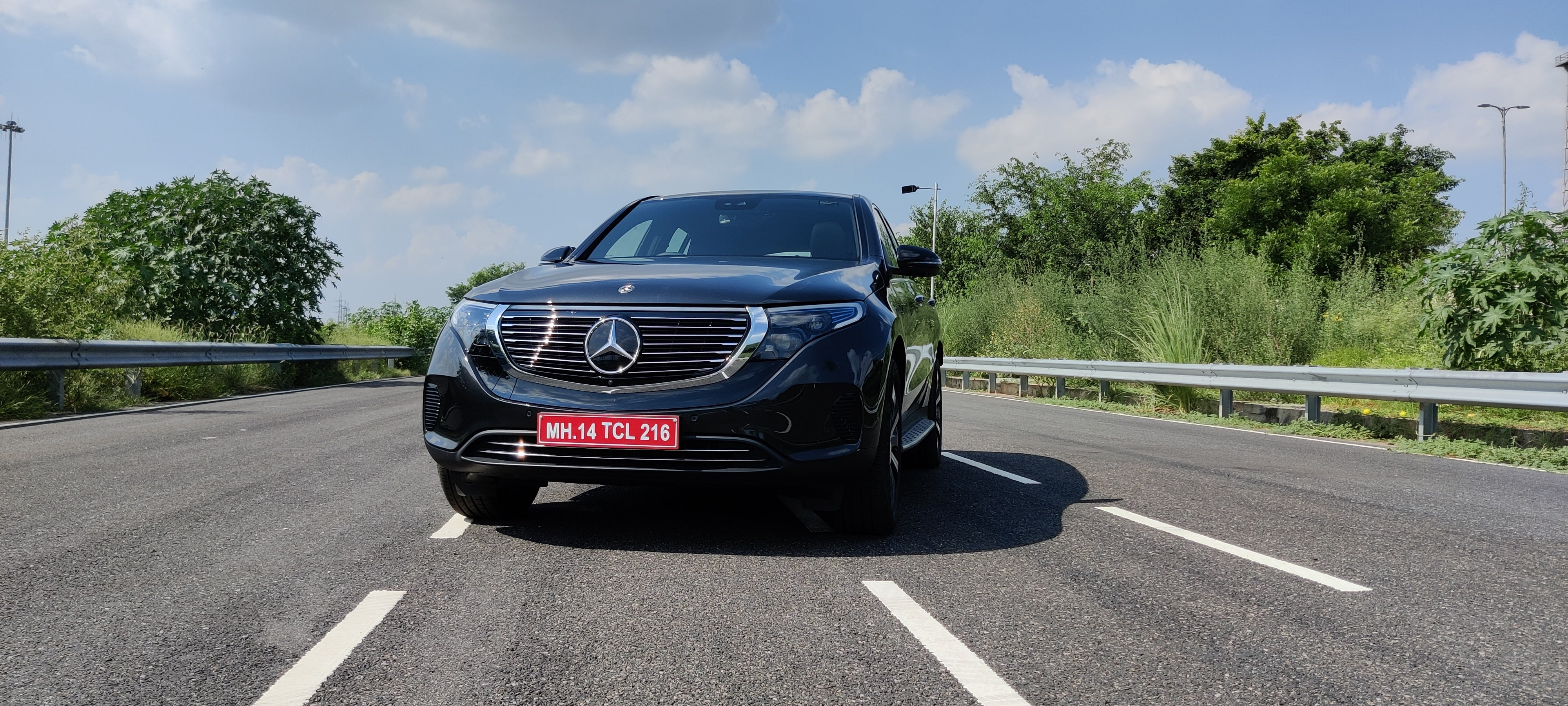 The EQC is the first EV to enter the luxury space in India.
