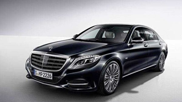 File image: The Mercedes-Benz S Class (Representational image)