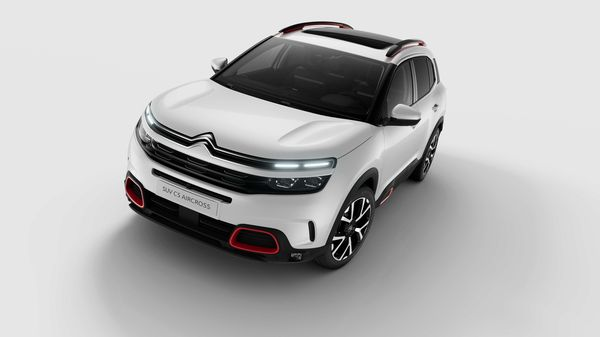 Citroen is all set to drive in C5 Aircross SUV as its debut product in India.