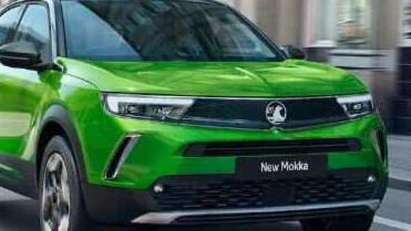 Photo of Opel Mokka-e courtesy Vauxhall UK.