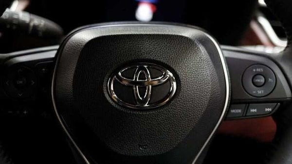 Toyota wants laws, policy support for electric vehicles simplified in Budget. (REUTERS)