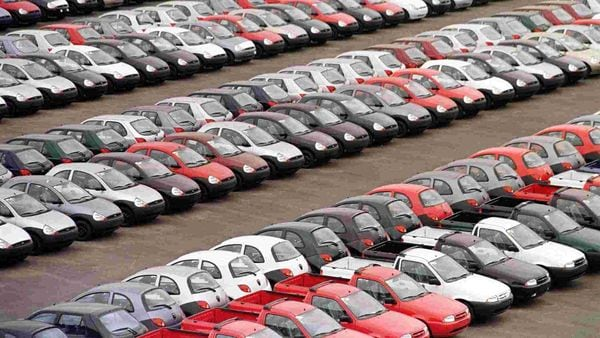 Auto industry demands rationalisation of tax, scrappage policy in Budget. (AFP)