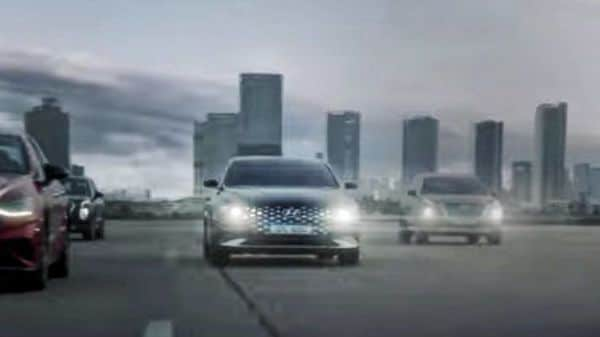 Screengrab of the Hyundai Ioniq 5 from its teaser video. (Photo courtesy: YouTube)