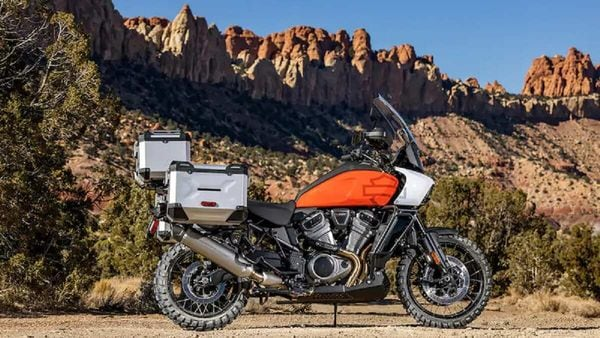 Harley-Davidson Pan-America 1250 will be revealed on 22nd February 2021.