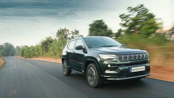 The new Jeep Compass comes with a completely revamped interior.