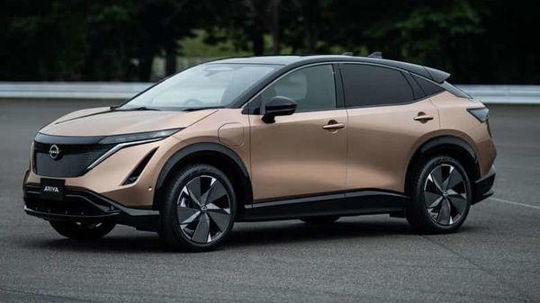 Nissan Ariya electric crossover SUV