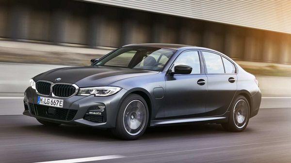 BMW 320e Sedan