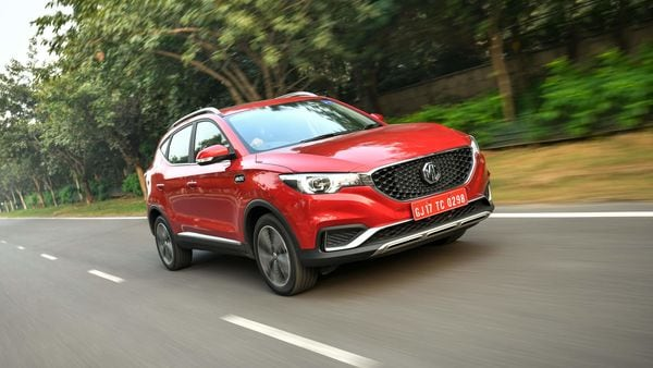 MG claims the ZS EV goes from zero to 100 kmph in 8.5 seconds.