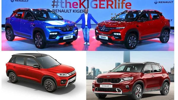 Prices of the Renault Kiger SUV will be announced in the month to come.
