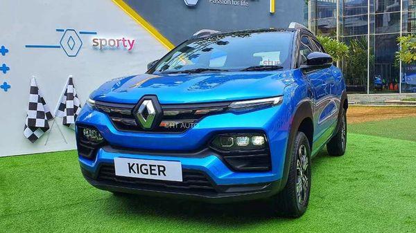 The Renault Kiger rivals the likes of the Kia Sonet. (Image Courtesy: Sabyasachi Dasgupta)