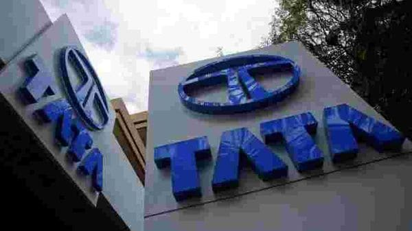 Representational Image: Tata Motors logos are seen at their flagship showroom in Mumbai February 14, 2013. REUTERS/Vivek Prakash/File Photo (REUTERS)