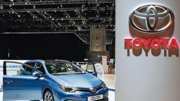 New Toyota tech unit promises world's safest drive. (MINT_PRINT)