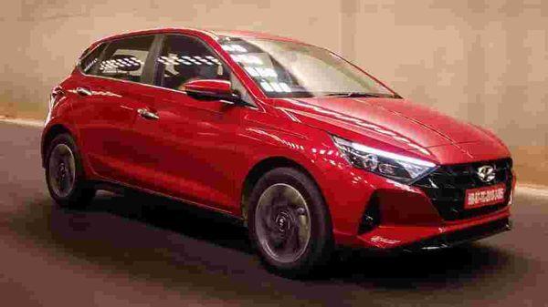 File HT Auto photo of 2020 Hyundai i20.