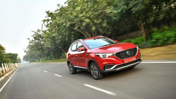 MG claims the ZS EV is getting good response from the buyers.