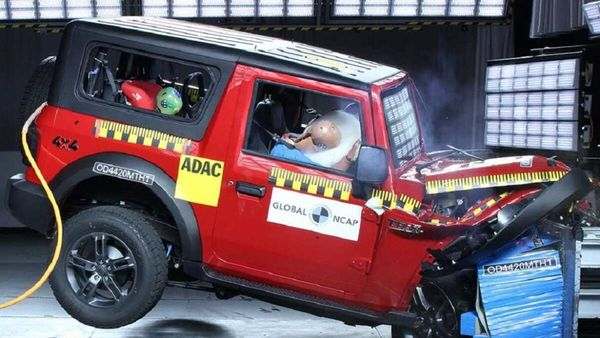 Mahindra and Tata Motors are leading the pack with safer cars in India. (Image: Global NCAP)