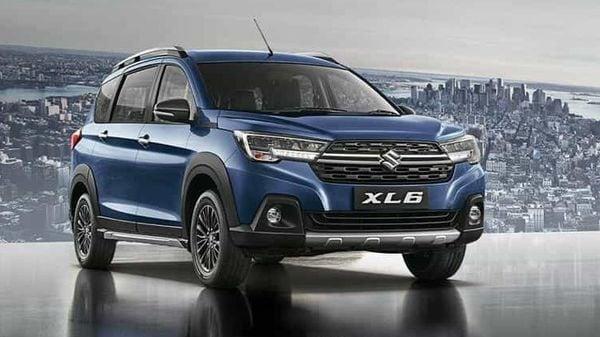 Maruti Suzuki's XL6 priced between ₹9.79 lakh and ₹11.46 (ex-showroom).