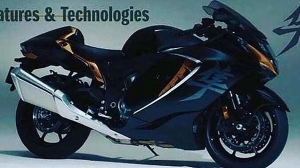 The new Busa is expected to land on the Indian shores by late-2021. Image Courtesy: Instagram/ hayabusa__taiwan •