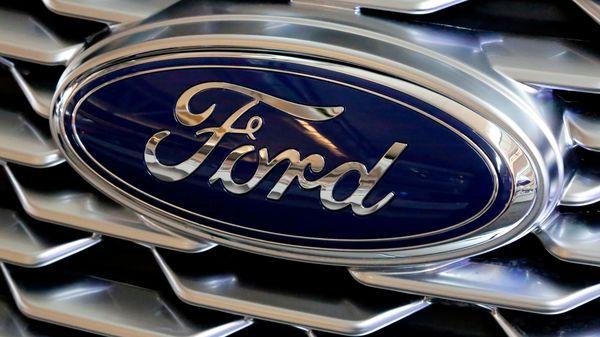 File photo of Ford logo (AP)