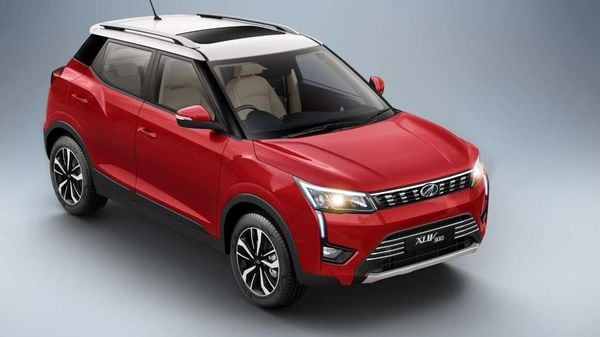 The new Mahindra XUV300 with AutoSHIFT starts at a price tag of ₹ 9.95 lakh (ex-showroom Mumbai for W6 Petrol variant)