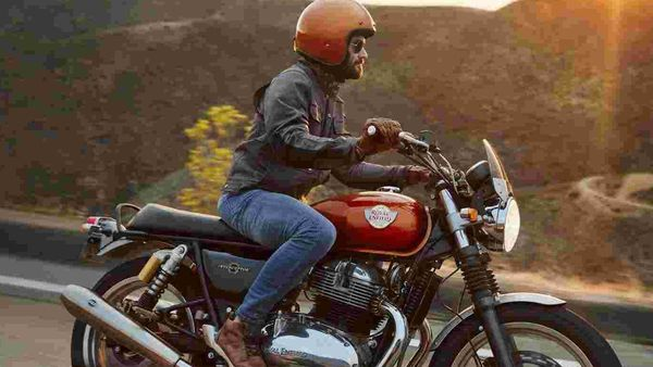 Apart from the Interceptor 650, the alloy wheels will also be introduced on the Continental GT 650 in the later stage. Photo courtesy: Royal Enfield