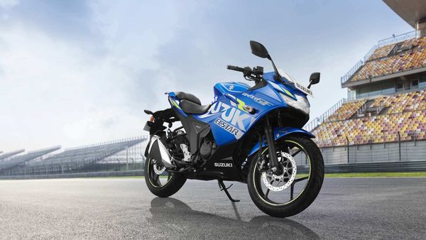 Suzuki shipped 7,865 units of two-wheelers in January 2021 as against the 9,839 units in January 2020 File photo: Suzuki Motorcycle