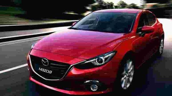 File photo of Mazda 3