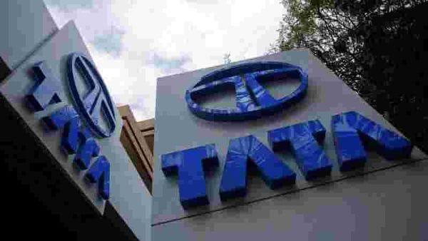Tata Motors' logo (REUTERS)