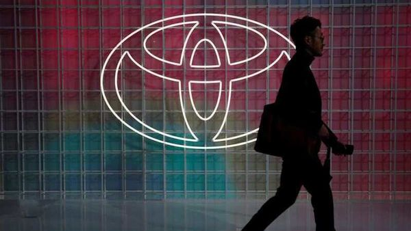 File photo of Toyota logo (REUTERS)