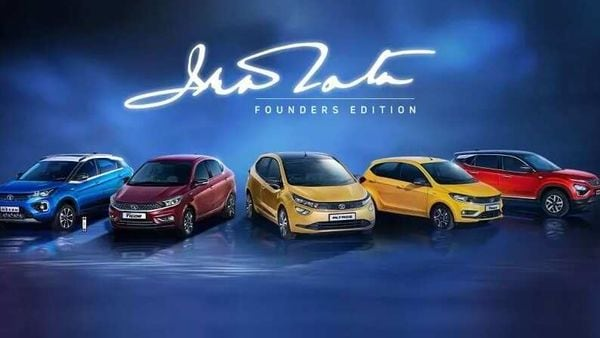 The special 'Founders Edition' models are limited only to the Tata Group employees.