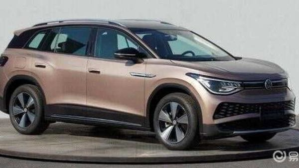 Production ready Volkswagen ID.6 electric SUV. (Image courtesy: Chinese Ministry of Industry and Information Technology/Sourced from Reddit)