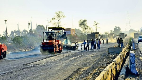 The NHAI has cleared a ₹4,000 crore project that includes faster connectivity to Chandigarh from Ludhiana. (MINT_PRINT)