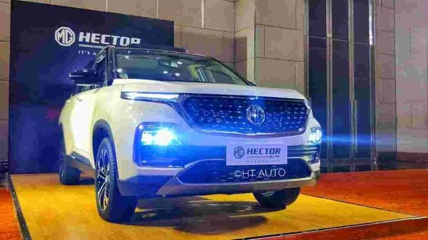 The MG Hector recently received an update in the country.