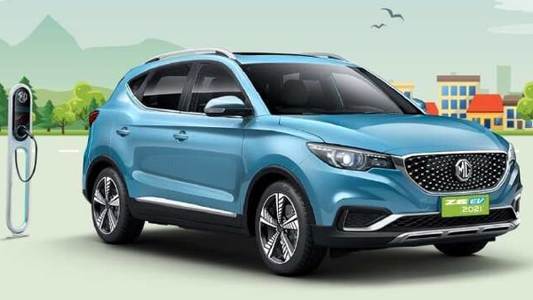 2021 MG ZS EV will go on sale in India on February 8.