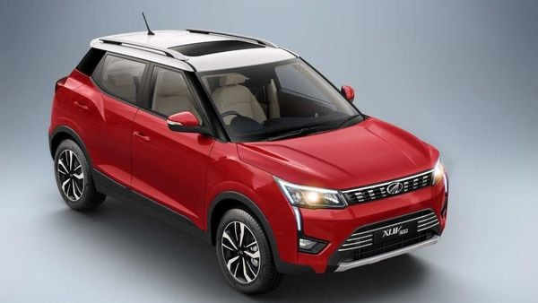 Representational image of the new Mahindra XUV300 with AutoSHIFT.