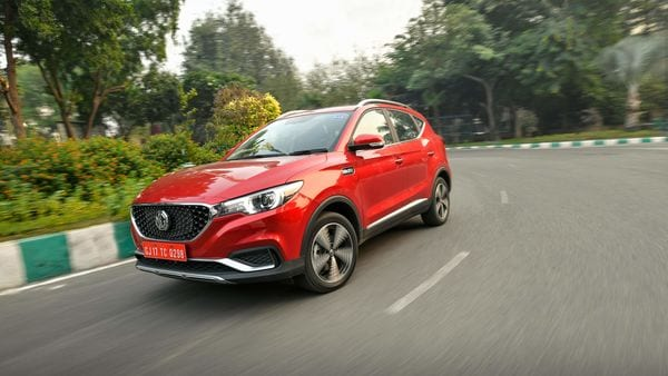 MG ZS EV was first launched in India in January of 2020.