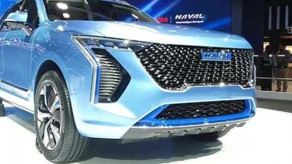 Concept H: It is a concept car presented by Chinese brand Great Wall Motors (GWM) at Auto Expo 2020 under its sub-brand Haval.