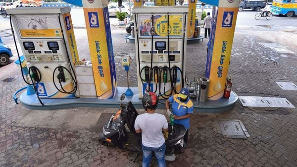 Petrol and diesel prices were hiked by 35 paise per litre each, according to price notifications of state-owned fuel retailers. (PTI)
